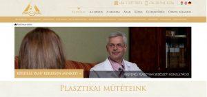 plasztikai-sebeszet-webdesign-pelda