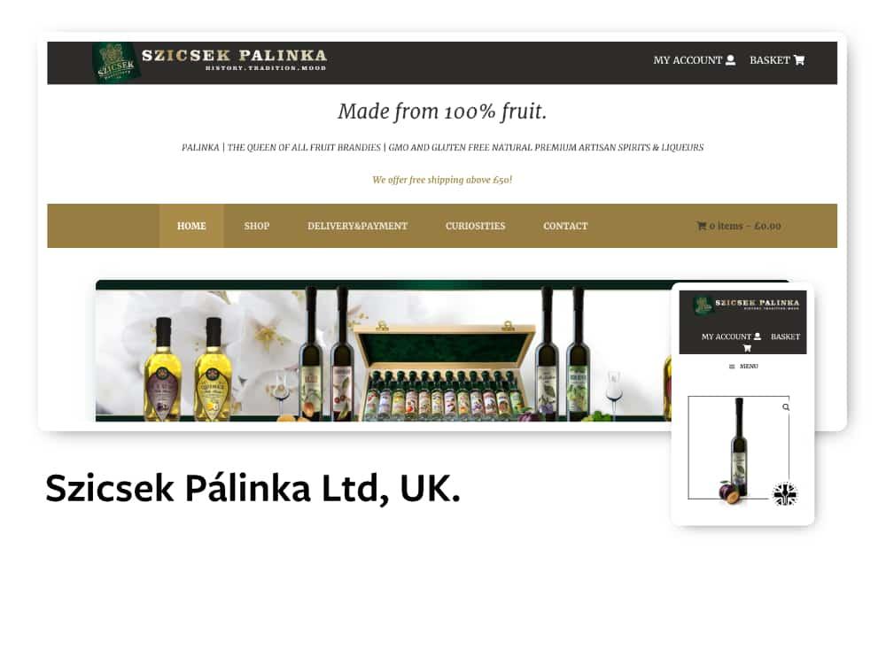 Szicsek Palinka Ltd